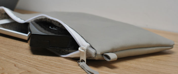 LPCM-pochette grise simple