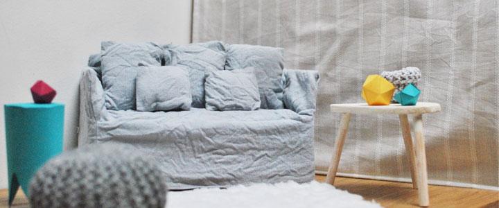 LPCM-meuble miniature